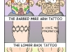 what tatoos say about you